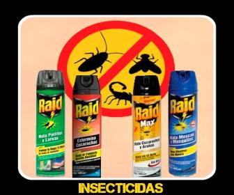 Insecticidas para cucarachas - Veneno para Cucarachas
